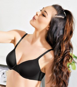 Enamor F076 T-Shirt Bra - High Coverage • Padded • Wired