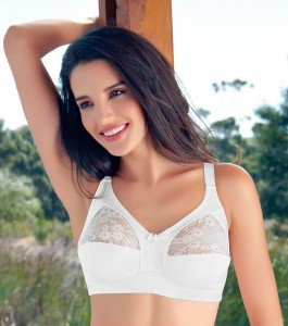 Enamor A014 Full Support Cotton Bra Wt